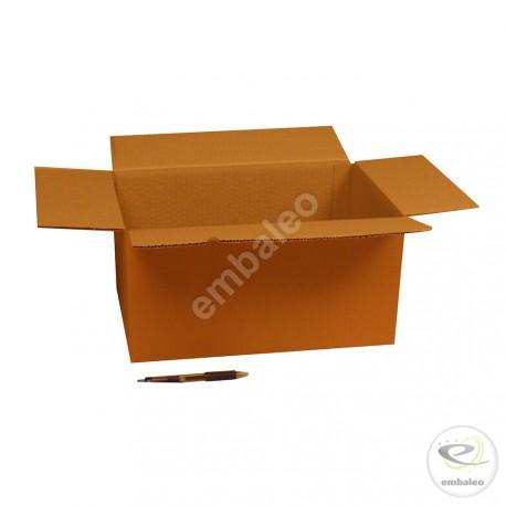 Scatola di cartone un'onda 36x22x18 cm