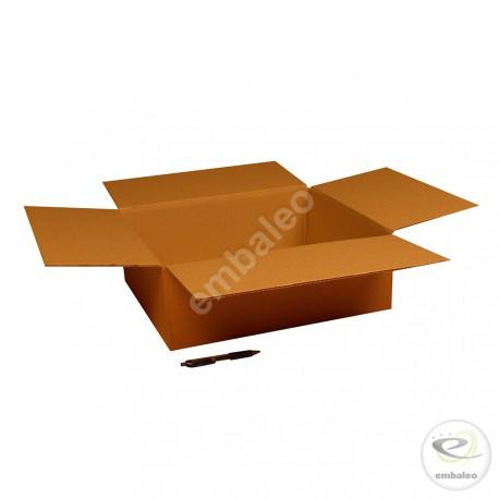 Scatola di cartone un'onda 45x40x15 cm