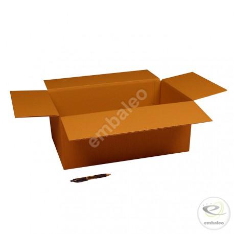 Scatola di cartone un'onda 50x30x20 cm