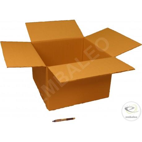 Scatola di cartone due onde 45x45x30 cm