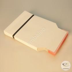 Busta di cartone bianca CD 16 x 17,5 cm