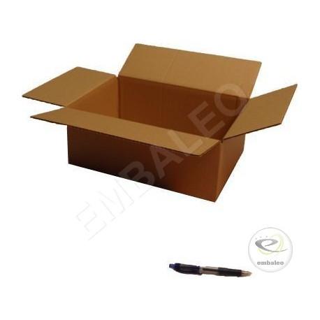 Scatole di cartone standard 35,5x24x13 cm