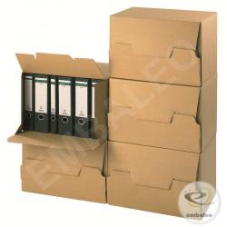 Contenitori per scatole per archivio A4 42,6 x 32,4 x 30 cm