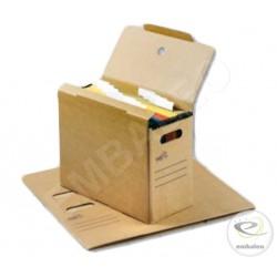 Scatola per archivio per Cartelle sospese A4 32,5 x 16 x 27,7 cm