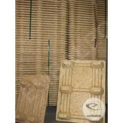 Pallet in truciolato 100x120 cm