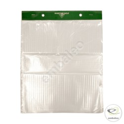 Sacchetti trasparenti grandi 30x35 venduti a pacchetti