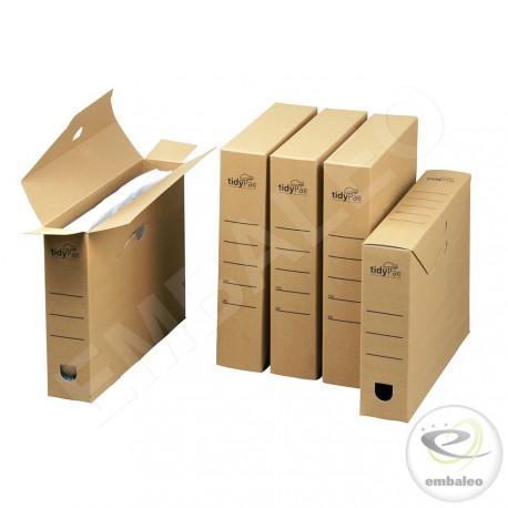 Boîtes archives A4 31,6 x 6,3 x 23,8 cm