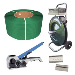 Kit cerclage polyester 12 mm