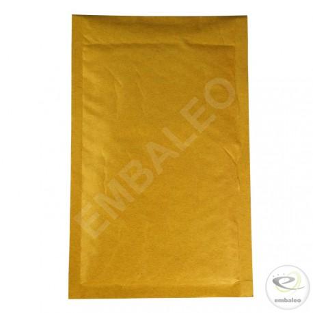 Busta con bolle d'aria marrone B Mail Lite Gold 12x21 cm