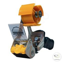 Distributore di nastro adesivo in metallo 50 mm