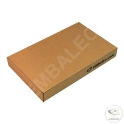 """Scatola di cartone 14 x 22,5 x 3 cm - Tipo """"Lettera Seguita/Max"""""""