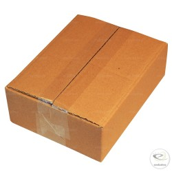 Scatola di cartone un'onda 20x15x6 cm