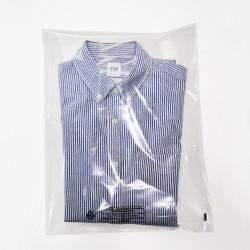 Sacchetto di plastica trasparente in polipropilene 35 x 45 cm