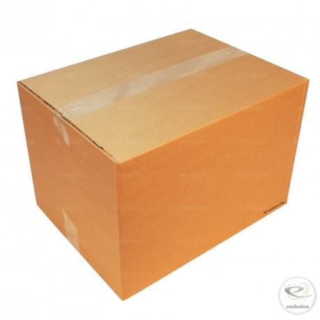 Scatola di cartone un'onda 40 x 30 x 20 cm