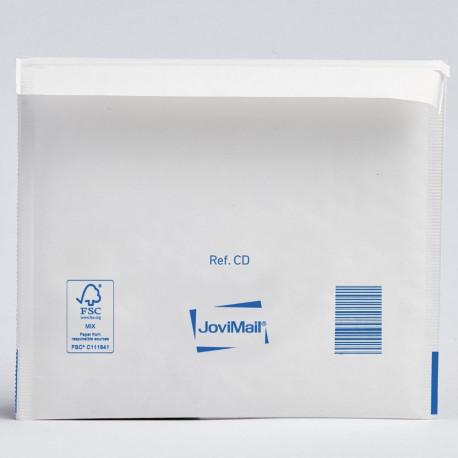 Enveloppe Bulle CD Mail Lite 18x16 cm