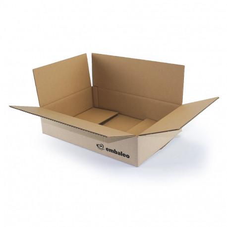 """Caisse Carton """"VAD"""" 39,5 x 27,5 x 9,5 cm"""