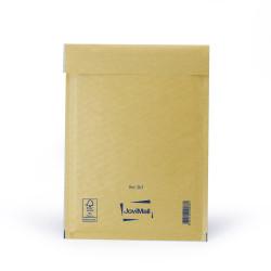 Busta con bolle d'aria marrone D Mail Lite Gold 18x26 cm