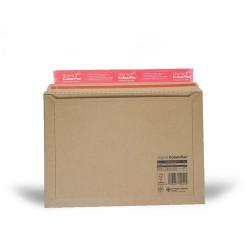 Busta di cartone con apertura laterale A4 34 x 23,5 cm