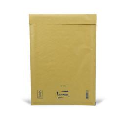Enveloppe bulle marron F Mail Lite Gold 22x33cm