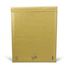 Busta con bolle d'aria marrone K Mail Lite Gold 35x47 cm