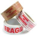Nastri adesivi Sigillo di garanzia e Fragile